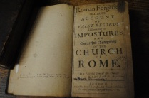 The Brasenose copy of Roman Forgeries